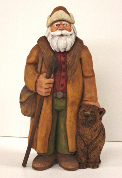 Santa Wood Carving Patterns Free Plans DIY Free Download